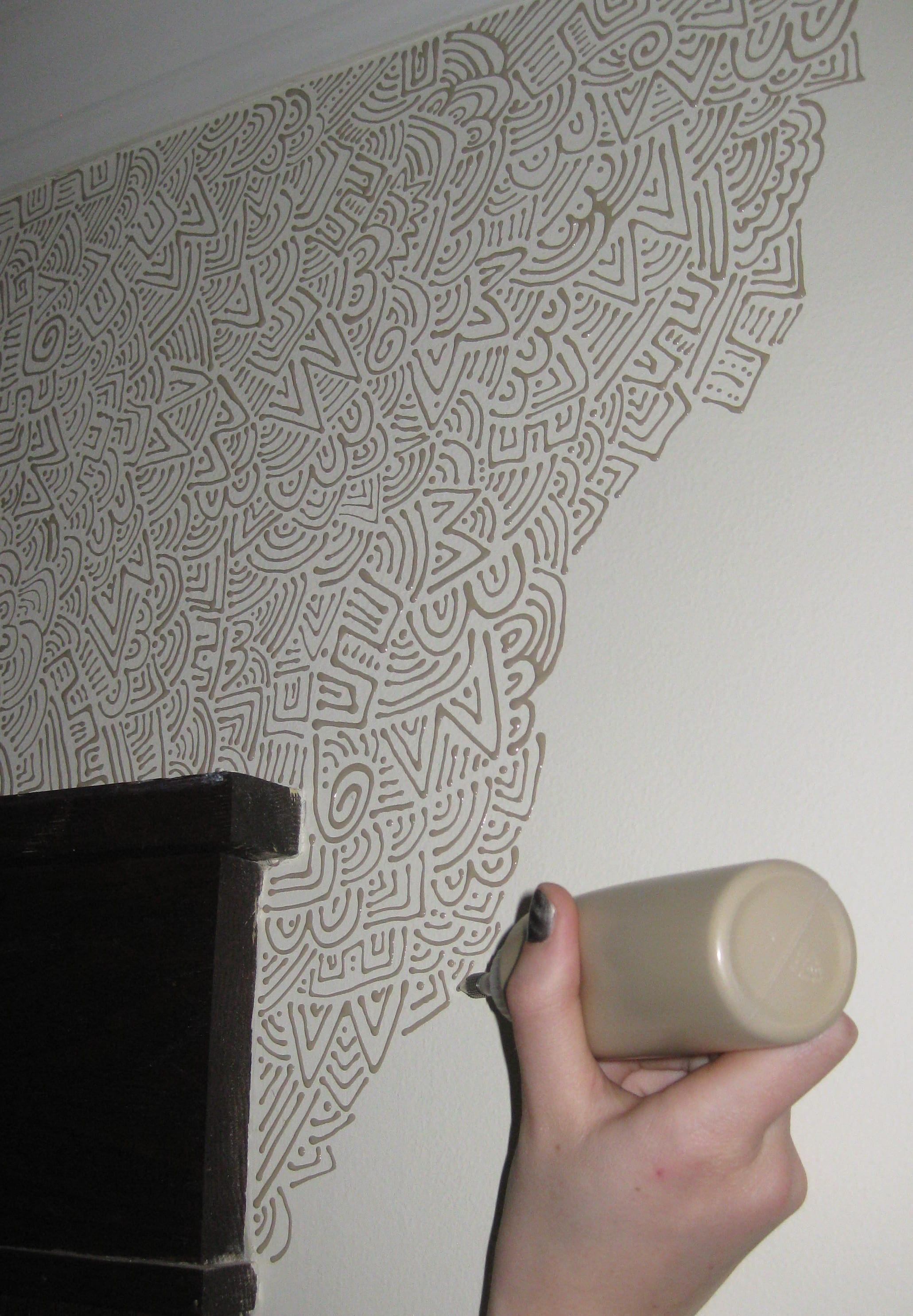 Coole Wand Streichen Ideen Und Techniken Fur Kreative