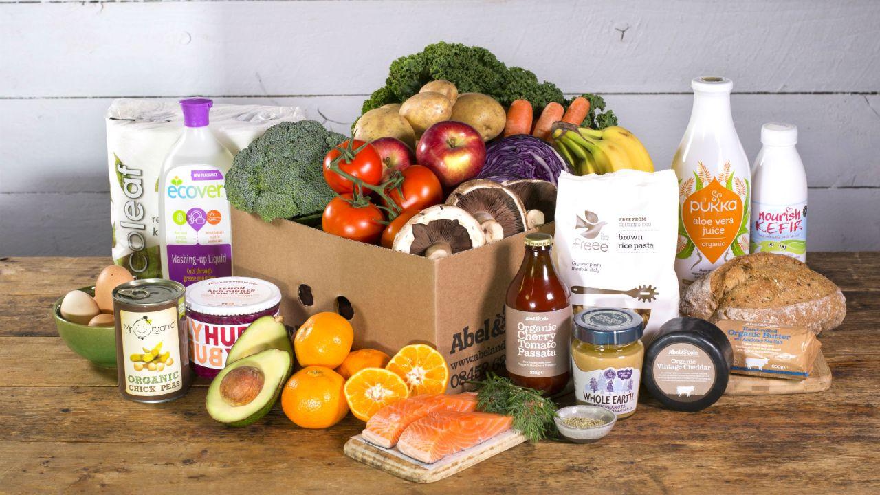 Fresh Earth Food Store Menu