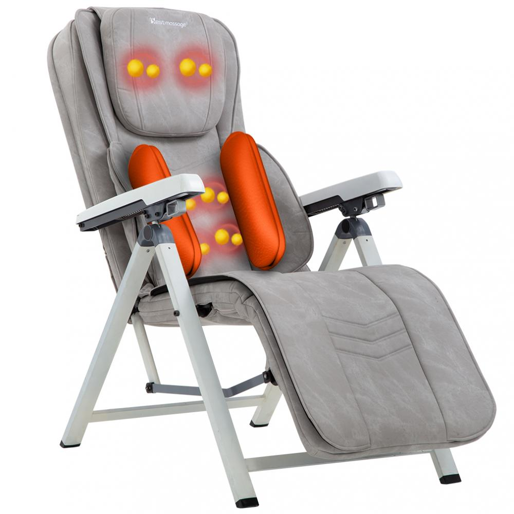 Image result for Back Massage Chair | Shiatsu, Vibration and Rolling Massage with Soothing Heat Multi-Zone