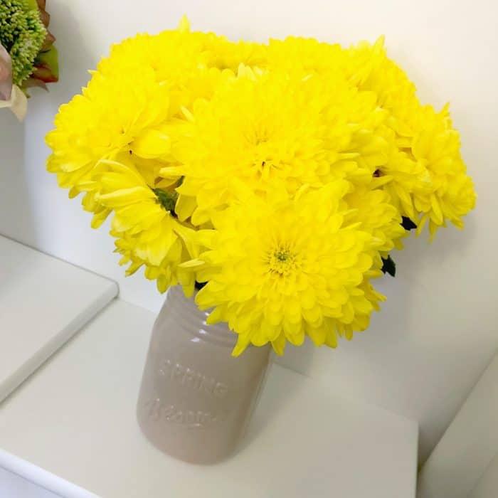 Day 10 Tesco fresh flower freshness guarantee