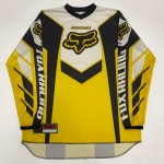 Vintage 90s Fox Racing Motocross Jersey Racing Team Grailed