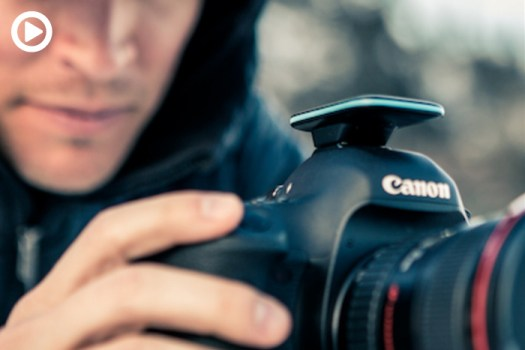 Fstoppers Reviews the Pulse Camera Remote