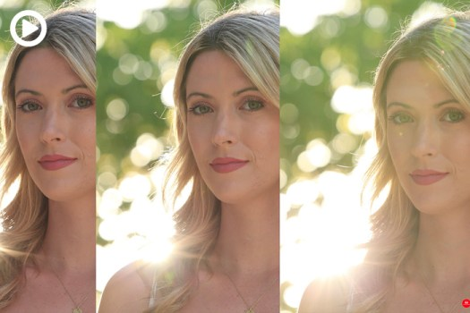 How to Control Lens Flare and Use It to Create Interesting Images