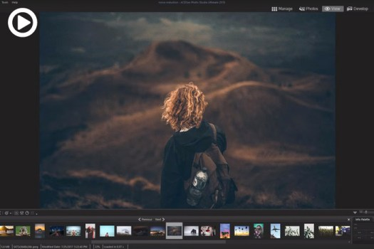 All-In-One Alternative to Photoshop and Lightroom: ACDSee Releases Photo Studio Ultimate 2018