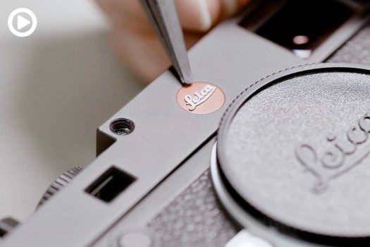 A Beautiful Look at the Assembly Process of a Leica Camera