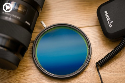 NiSi Pro 1.5-5 ND-VARIO Filter: The Best Filter for Video?