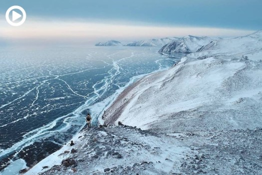 Lake Baikal Is Your Quarterly Reminder That Our World Is Beautiful