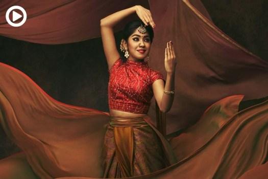 How I Shot These Dramatic Bharatanatyam Dancer Portraits
