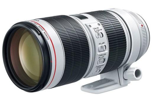 Canon Announces EF 70-200mm f/2.8L IS III and EF 70-200mm f/4L IS II Lenses