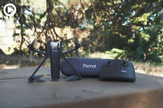 Reviewed: Parrot Anafi Drone