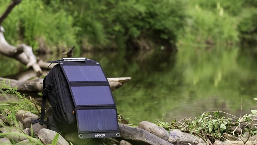 Resultado de imagen para Anker PowerPort Solar