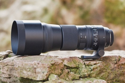 Fstoppers Reviews the Sigma 150-600mm f/5-6.3 Contemporary Lens