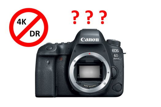 Disappointment After Disappointment — What Is Wrong With Canon?