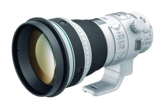 Canon Is Developing Lighter Supertelephoto Lenses [Rumor]
