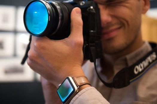 Five Apple Watch Photography Hacks