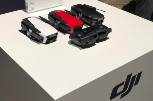 Fstoppers' First Hands-On Look at the DJI Mavic Air