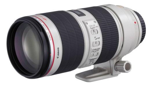 Canon Is Announcing Multiple New 70-200mm Lenses Soon [Rumor]