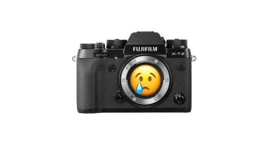 Fuji's Failed Firmware