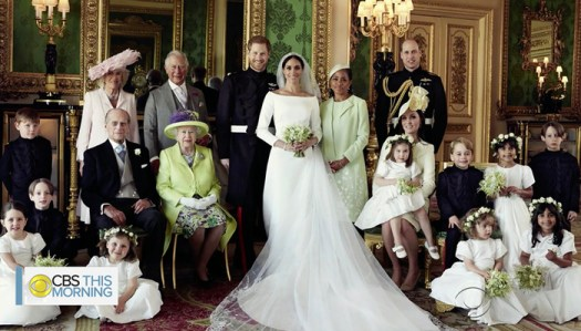 Go Behind the Scenes With the Photographer of the Royal Wedding