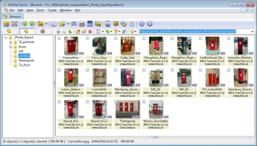 XnView: The Image Viewer That Gets My Vote