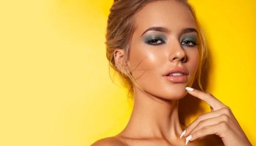 A Beauty Shoot on a Bargain Budget