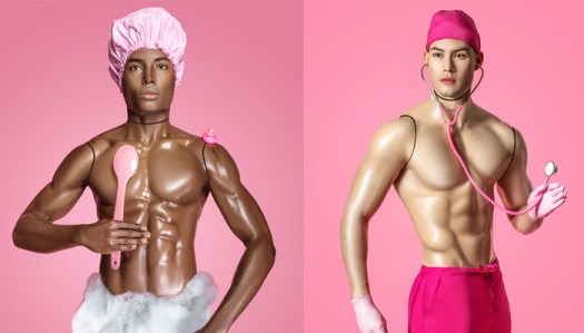 Photographer Releases 'Ken Doll' Photo Series Depicting Modern Life for Gay Men