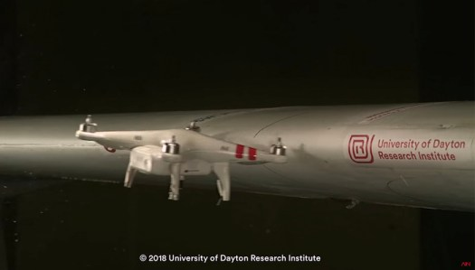 What Would Actually Happen If a Drone Hit an Aircraft