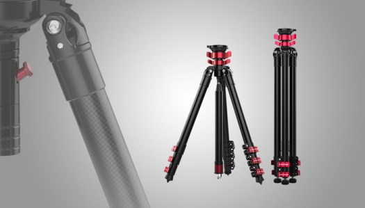 iFootage Introduces New Tripods and Stabilizer