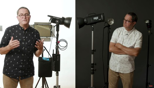 Continuous Lights Versus Strobes: Which Are Right for Your Work?