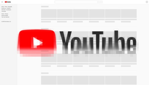 YouTube Outage Shows the Dangers of Putting All Your Eggs in One Basket