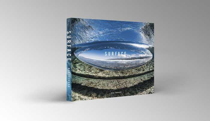 A Quick Look at Surf Photographer Ben Thouard's New Book: 'Surface'