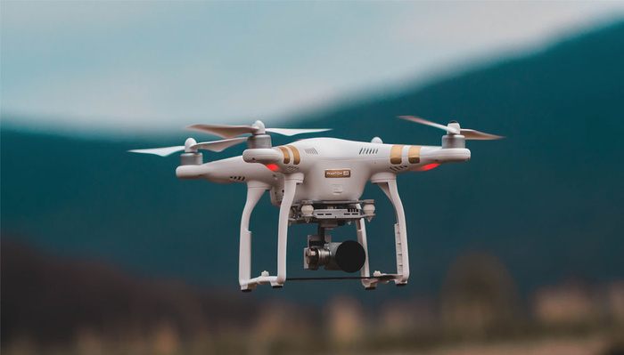 13-Year-Old Entrepreneur Earns $7,000 a Year With Drone Photography Business