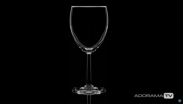 How to Easily Shoot Tricky Photos of Glassware