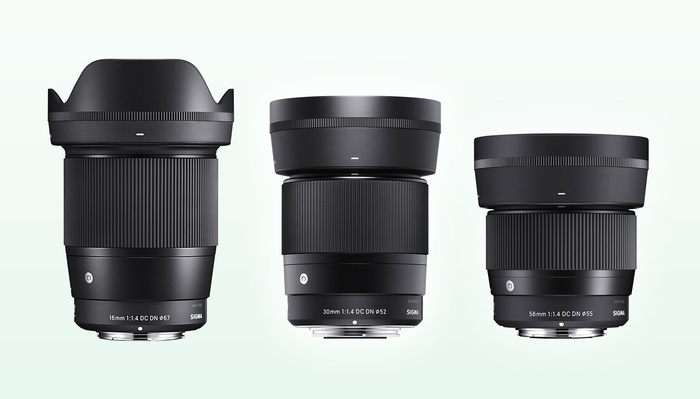 Fast Sigma Prime Lenses for Sony E and Micro Four Thirds Now on Sale