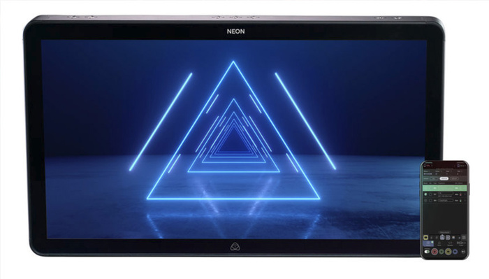 Atmos' New On-Set Monitor and Recorder Solution Will Help You Color Match From Set to Screen