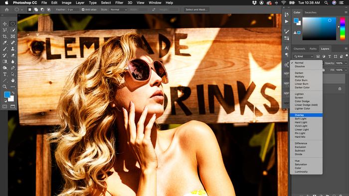 Photoshop Beginner Basics: Video Tutorial Number 2