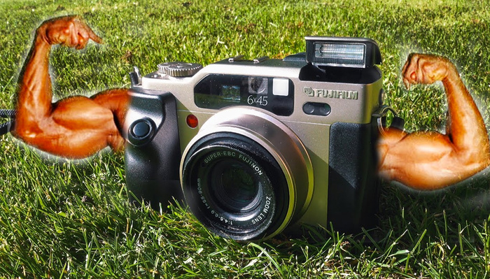 A Review of One of the Weirdest Cameras of Yesteryear