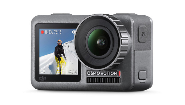 Is the DJI Osmo Action More Than Just an Action Camera?