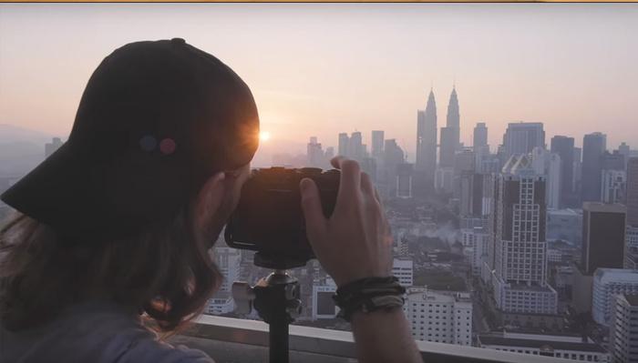 Fujifilm and Elia Locardi Team up in New Webseries