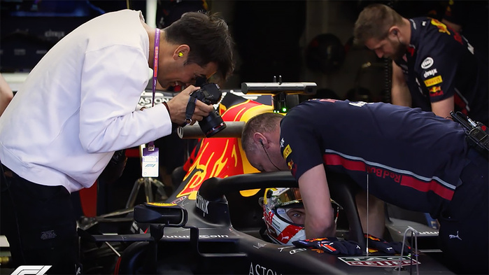 The Stunning Images of Formula 1 and How the Pros Do It