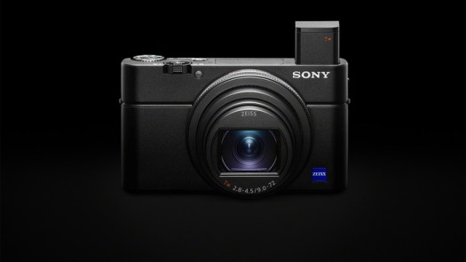 Sony Announces RX100 VII Pocket Camera With Pro-Level Features