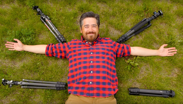 What's the Best Travel Tripod Out There?