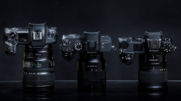 Let's Make an End to All Those Pointless Camera Discussions
