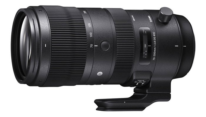 Get a Great Deal on the Sigma 70-200mm f/2.8 DG OS HSM Sports Lens Today Only