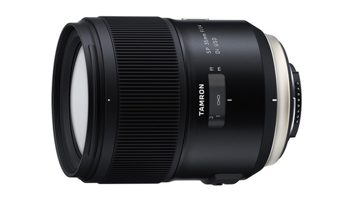 Lens Rentals Declares the Tamron 35mm f/1.4 Lens the Most Optically Superior Ever Tested