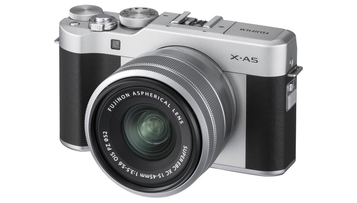 How Good Is Fujifilm's Budget X-A5 Camera?