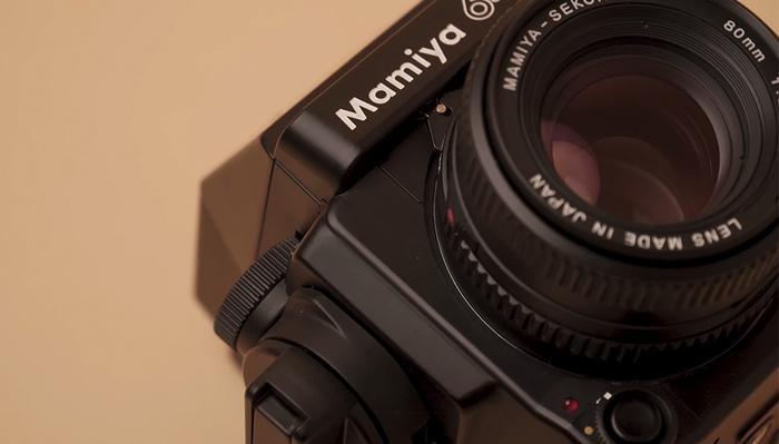 A Review of a Classic Medium Format Film Camera