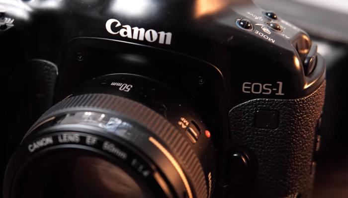 Photo Duel: Canon's Final Film Camera Versus Their Debut Digital Camera