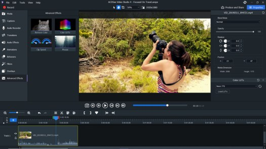 video editing – Photography