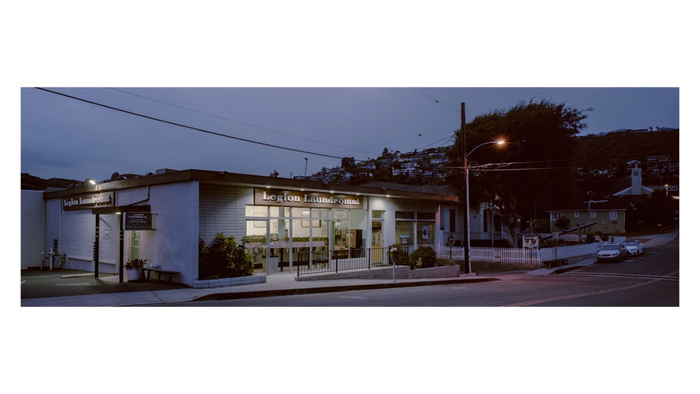 Photographing a Laundromat for Six Months